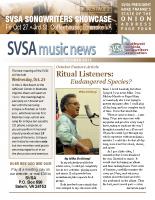 SVSA-Music News, 2017-10 Oct