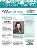 SVSA-Music News, 2017-11 Nov